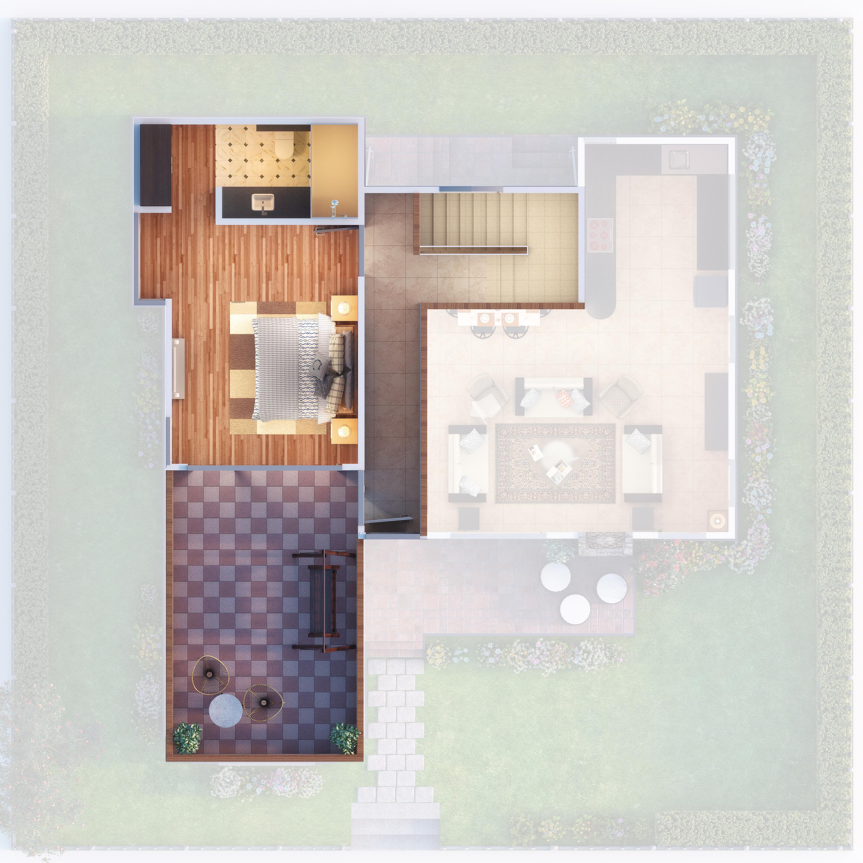 Floor plan - First Floor.