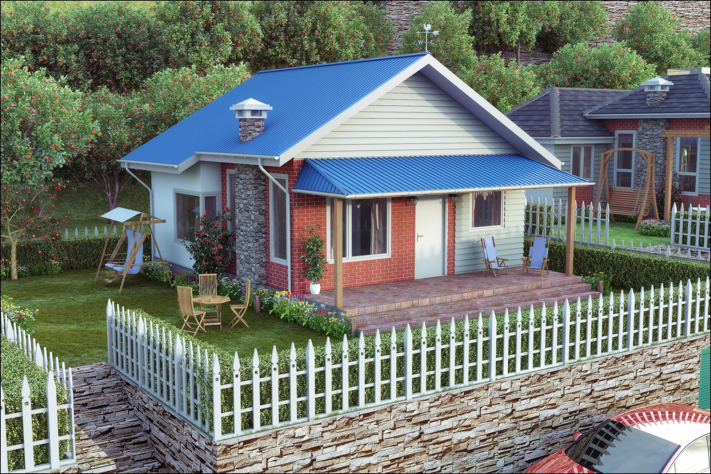 1 Bedroom Cottage