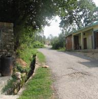 The quite village.