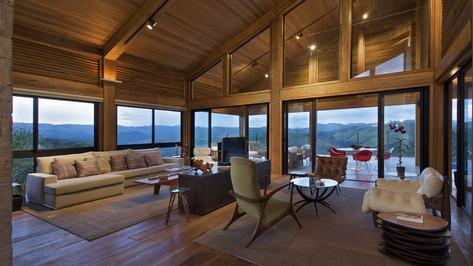 Pinewood Cottage Interior