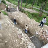 Foundations & Retaining walls