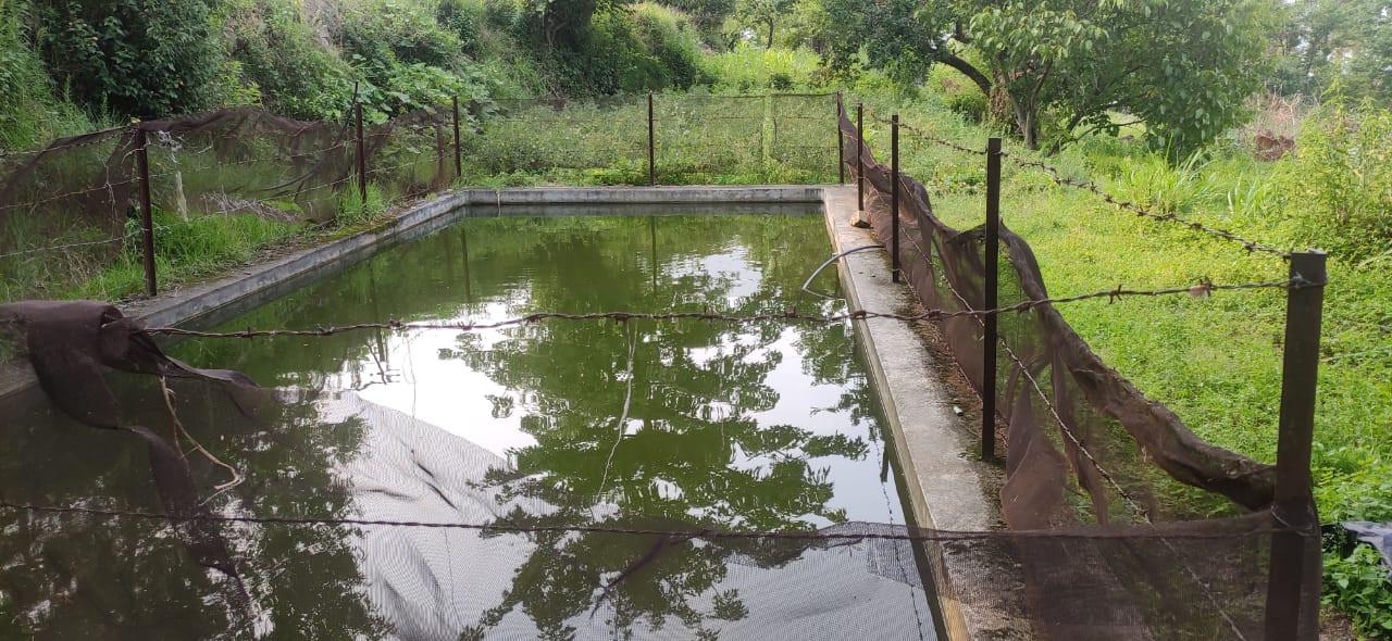 35000 ltr water tank