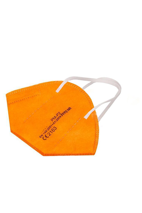 FFP2 Maske Orange