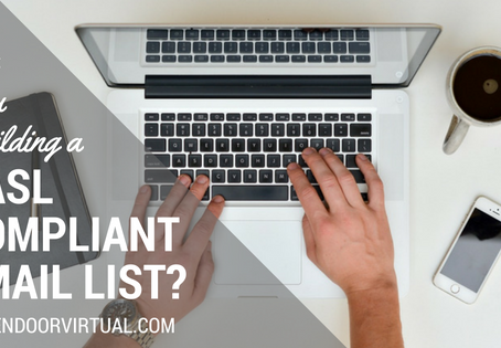 Are You Building a Compliant Email List?