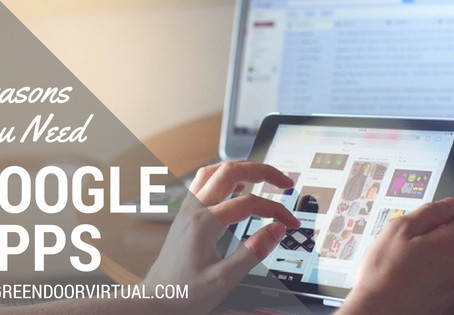 8 Reasons You Need Google Apps