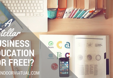 A Stellar Business Education…For Free!?