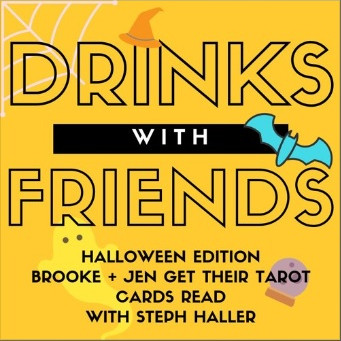 Halloween Special & Tantalizing Tarot Card Reading with Steph Haller