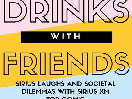 Sirius Laughs and Societal Dilemmas with Sirius XM Top Comic Chanty Marostica