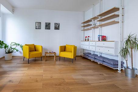 pronájem terapeutických a školících místností Praha Břevnov