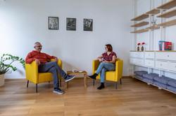 Terapeutovna - pronájem prostor Praha Břevnov