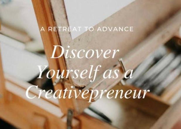EVENTS: DISCOVER YOURSELF AS A CREATIVEPRENEUR