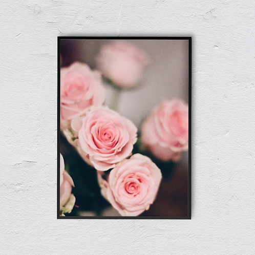 Roses Poster - ByJessica