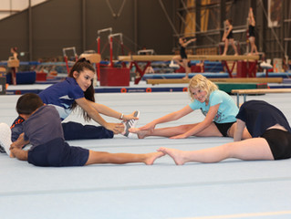 Study Gymnastics Coaching for your HSC!