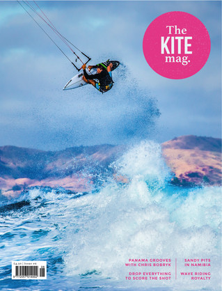 The KiteMag 6 out now