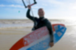 Lancing Kitesurfing Lessons, West Sussex