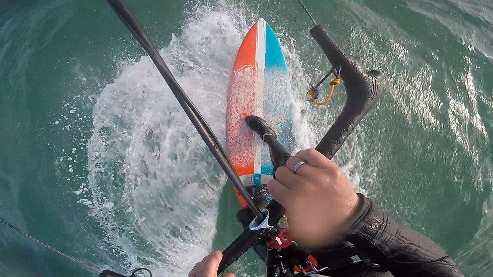Kitesurf lessons near London