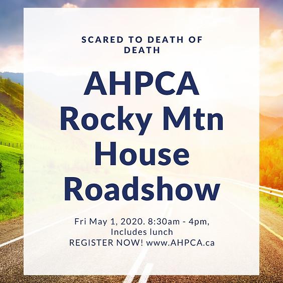AHPCA Roadshow