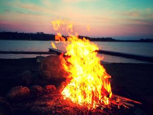 FAN INTO FLAMES