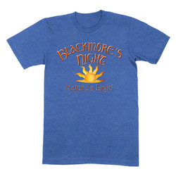 Sky blue Natures Light t shirt