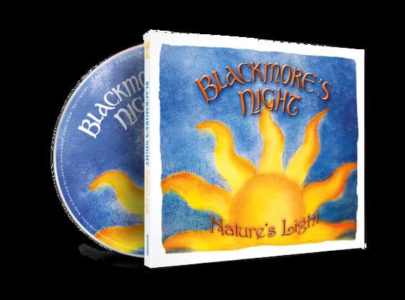 Single Natures Light cd