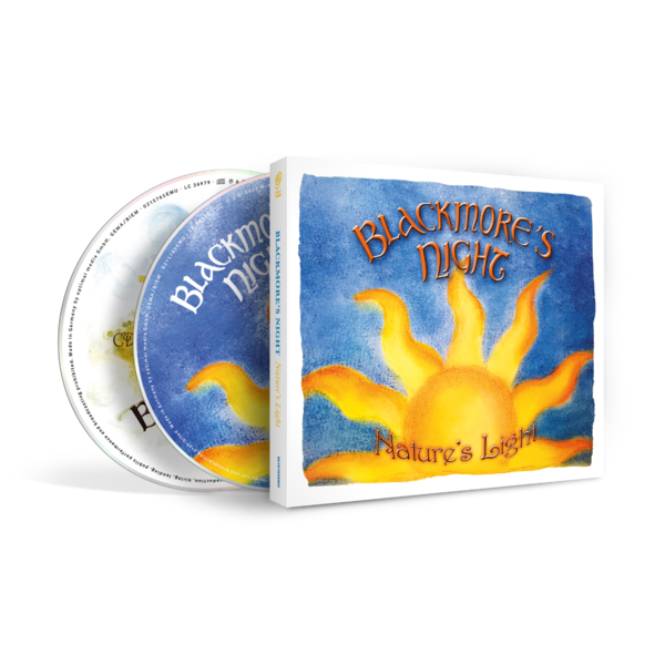 Deluxe Nature's Light cd edition