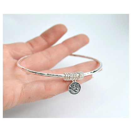 Lily of the Valley Bangle