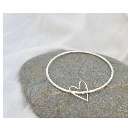 Loop of Love Bangle