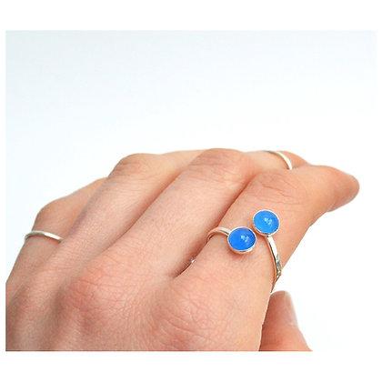 6mm Onyx Wrap Ring