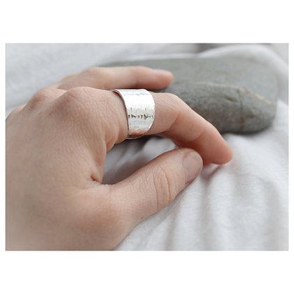 Adjustable Statement Ring