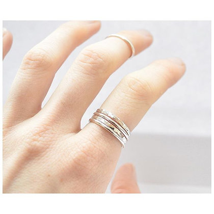 Set of 4 Stacking Rings