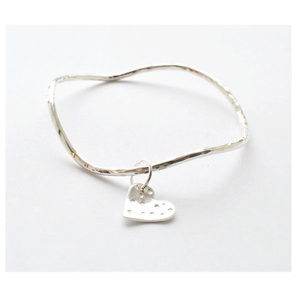 Godrevy Wave Bangle