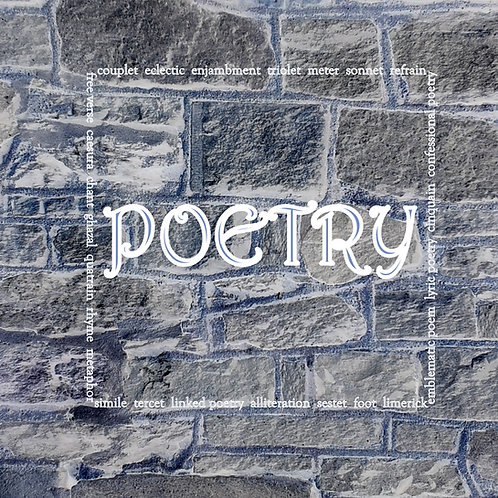 Poetry II: Note Cards