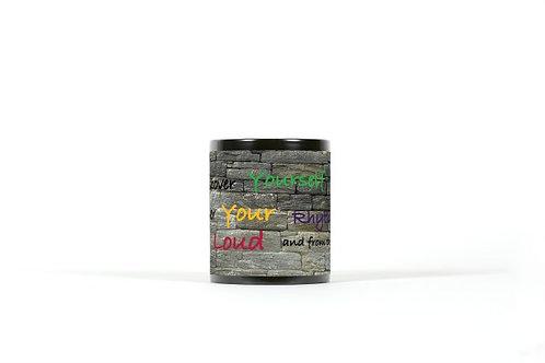 Graffiti Collection: Discover Mug