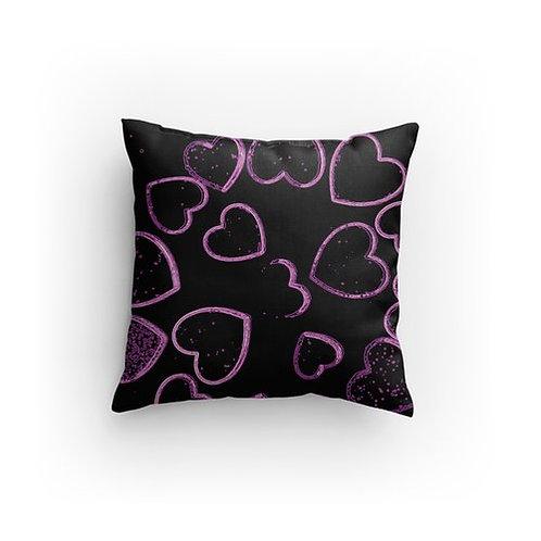 Celestial Hearts Pillow