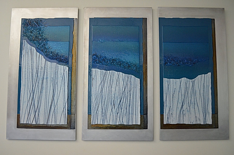 Rebecca Bolders Glass Art