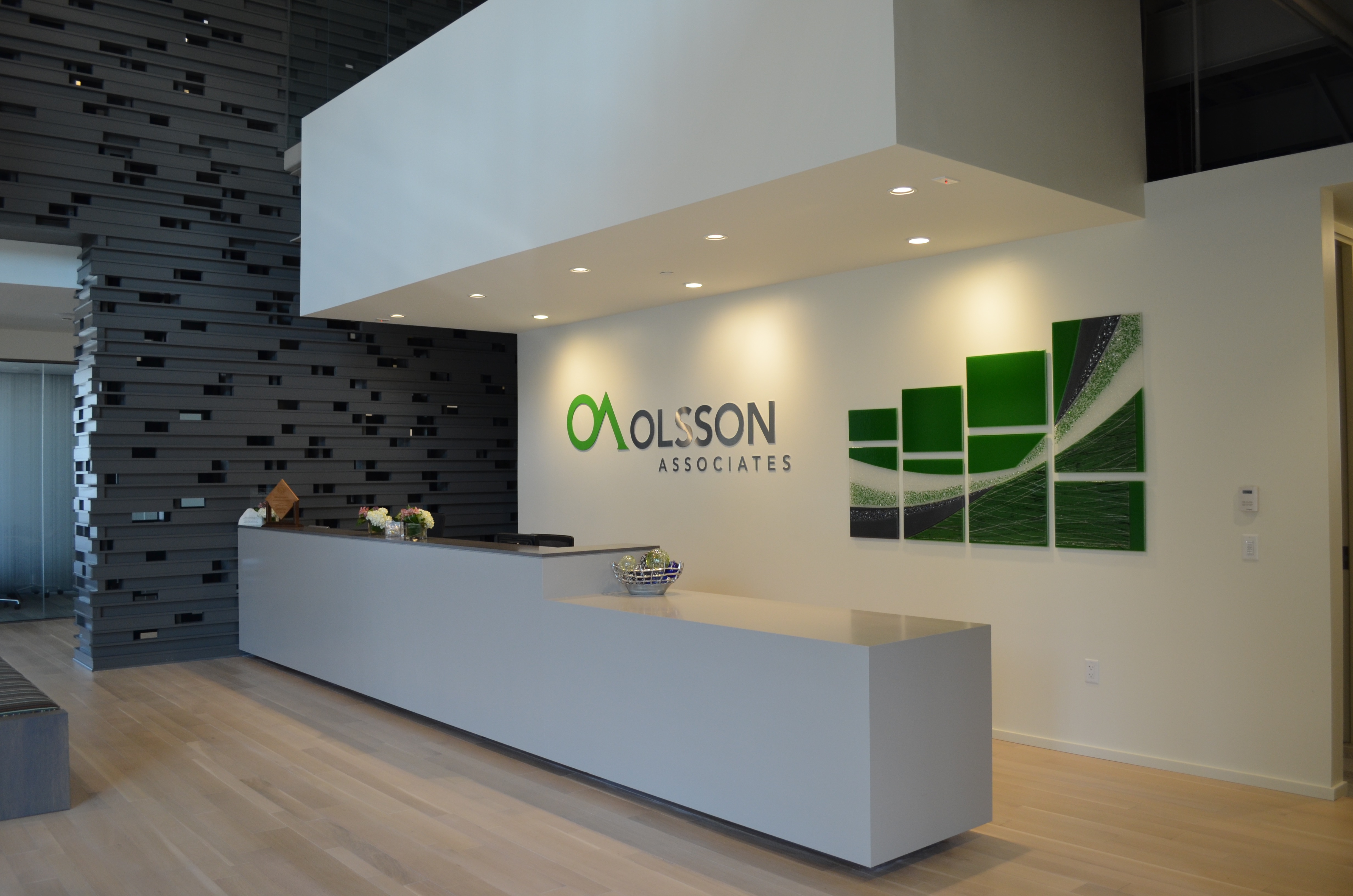 Olsson Associates Artwork