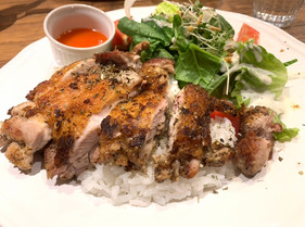 Grilled Chicken グリルチキン