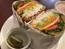 Original Chicken Sandwich オリジナルチキンサンドウィッチ