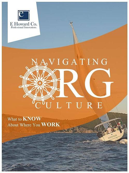 Navigating Org Culture