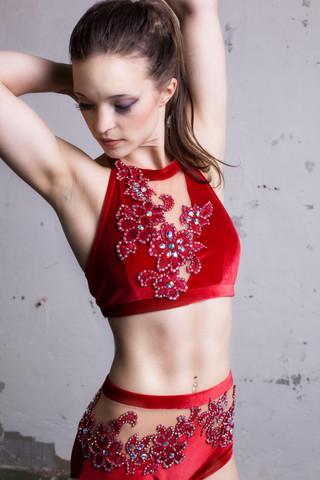 Red velvet design
