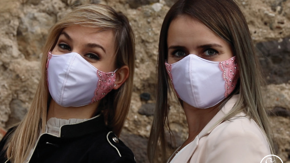 Ein Funkeln ins Gesicht trotz Pandemie