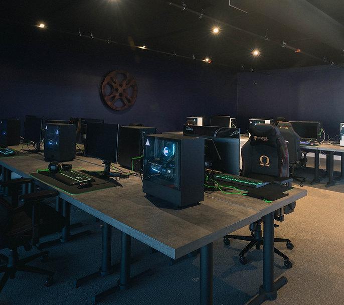 LAN Party Setup