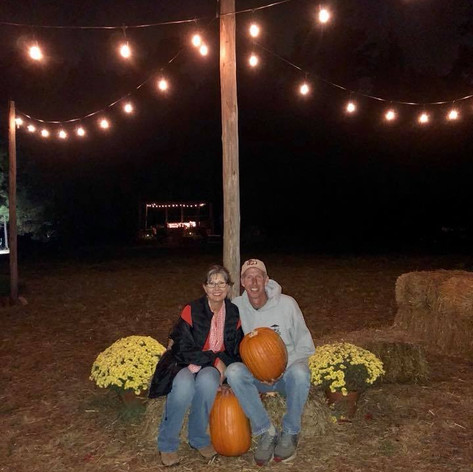 Lee and Paula Perry, Owner of Crossroads Corn Maze