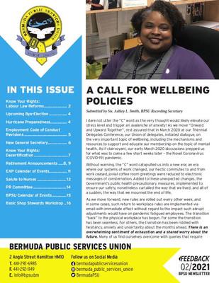 Feedback Newsletter Q2 2021