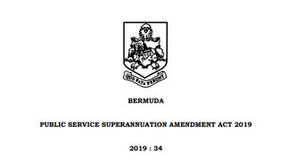 Public Service Superannuation Amendment Act