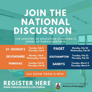 National Discussion on Education Reform