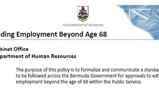 Extending Employment Beyond Age 68