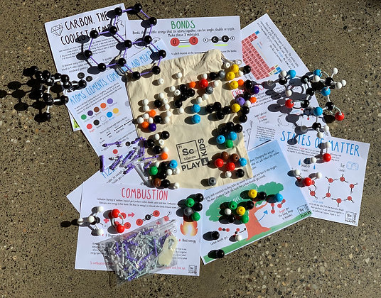 The World is Full of Molecules Kit