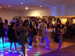 Reception going strong!!!__Auroraprodjs- FB __Twitter _auroraprodjs