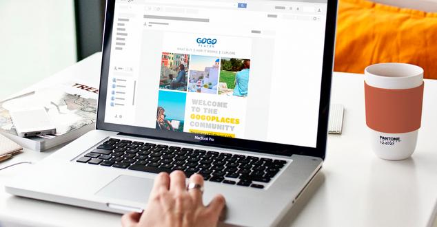 Campanha E-Mail Maketing GogoPlaces